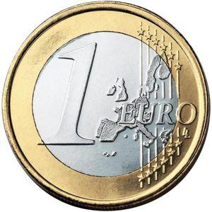 1 euro árfolyam